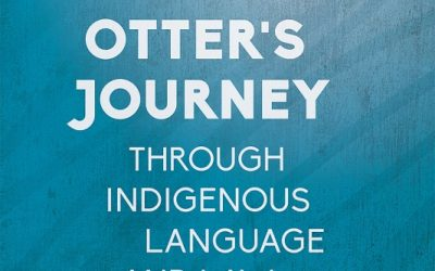 "Lindsay Keegitah Borrows' ""Otter's Journey"""